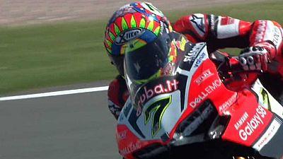Motociclismo - Campeonato del Mundo Superbike. Superpole prueba Donington (Inglaterra) - ver ahora
