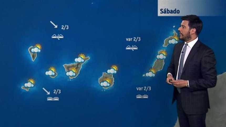 El tiempo en Canarias - 27/05/2017