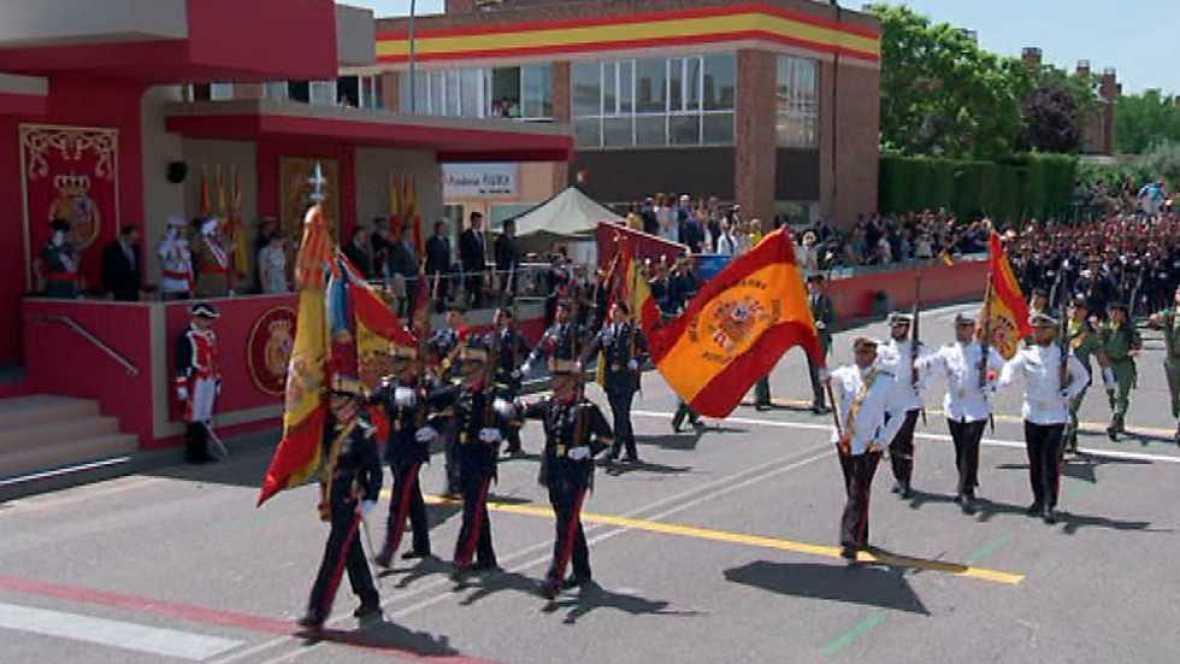 Especial informativo - Día de las Fuerzas Armadas 2017 - VER AHORA