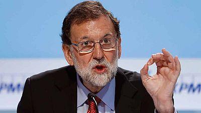 """Rajoy avisa de las consecuencias """"traumáticas"""" de la independencia"""