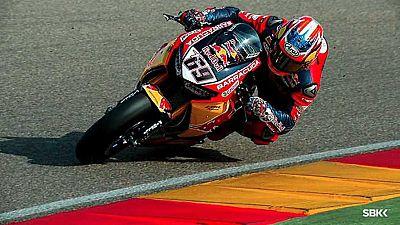 Motociclismo - Campeonato del Mundo Superbike. WSBK 1ª Carrera prueba Donington (Inglaterra) - ver ahora