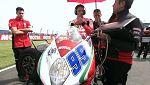 Motociclismo - Campeonato del Mundo Superbike. Supersport prueba Donington (Inglaterra)