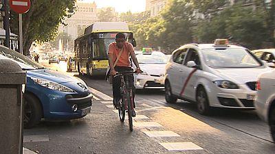 Los ciclistas creen que aún hay mucho que mejorar en seguridad vial