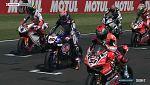 Motociclismo - Campeonato del Mundo Superbike. WSBK 2ª Carrera prueba Donington (Inglaterra)