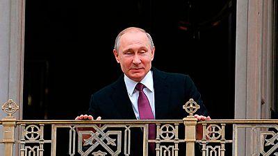 En Moscú han salido a la calle miles de ciudadanos para manifestarse contra la orden dada por Putin de demoler ciertas las viviendas
