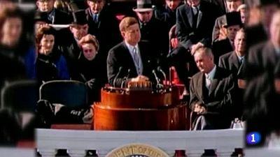 EEUU celebra el centenario del nacimiento de John F. Kennedy