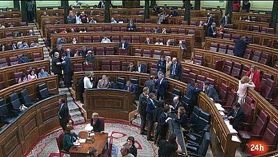 Parlamento - El foco parlamentario - Fecha de la moción de censura - 27/05/2017