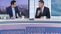 Los desayunos de TVE - Xavier García Albiol - ver ahora