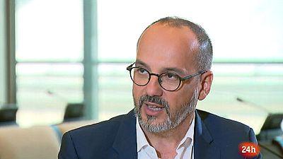 Parlamento - Entrevista - Carles Campuzano, portavoz del PDeCAT en el Congreso