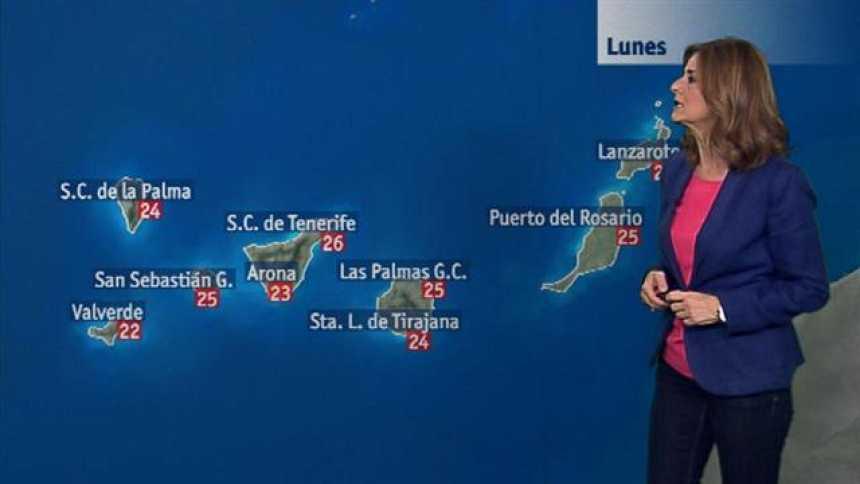 El tiempo en Canarias - 29/05/2017