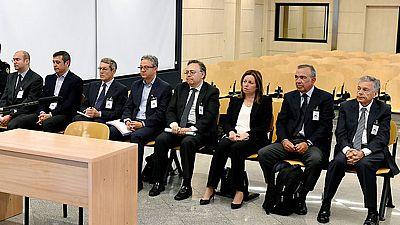 Comienza el juicio contra la antigua cúpula de la Caja de Ahorros del Mediterráneo