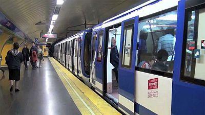 Un niño de 13 años pierde las dos piernas al ser arrollado por el metro en Madrid