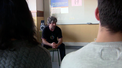 """Documentos TV - Violencia sexual, Erick Pescador: """"Se nos olvida que las agresiones sexuales no son solo los violaciones"""""""