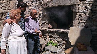 Un horno que habla de historia