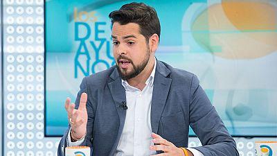 """De Páramo (Cs): """"Puigdemont y Junqueras sueñan con el artículo 155 porque así aumentaría su victimismo"""""""