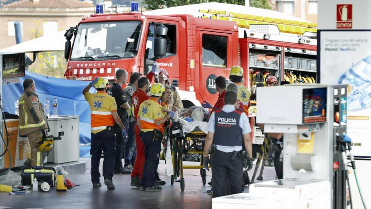 Un muerto y un herido muy grave tras una explosi n en una gasolinera de sant sadurn d 39 anoia - Tiempo en sant sadurni d anoia ...