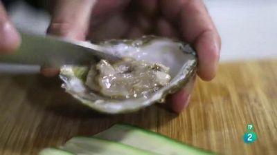 """Página Dos - La receta - Las ostras de """"París era una fiesta"""""""