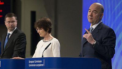 Bruselas propone un Tesoro y un presupuesto europeo para fortalecer el euro