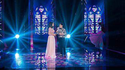 """Fantastic Duo - Ruth Lorenzo y Óscar Cantalejo """"Mini Pavarotti"""" deslumbran con su """"Hallelujah"""""""