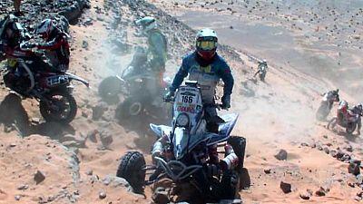 Rally ' Merzouga' Dakar Series 2017 - ver ahora