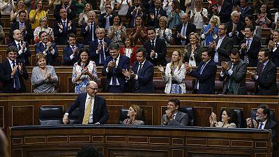 El Gobierno salva el escollo de los presupuestos en el Congreso de los Diputados