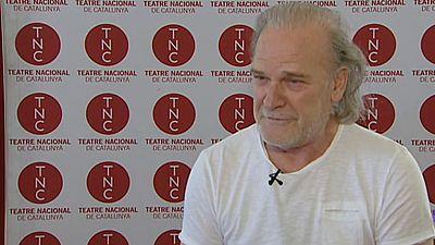 El actor Lluis Homar cuenta en sus memorias que con Almodóvar bajó 'del cielo al infierno'