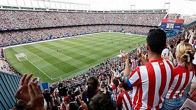 El Atlético de Madrid no podrá fichar este verano ya que el Tribunal de Arbitraje Deporitvo ha mantenido la sanción que la FIFA impuso al club rojiblanco por infringir la normativa del traspaso de menores.