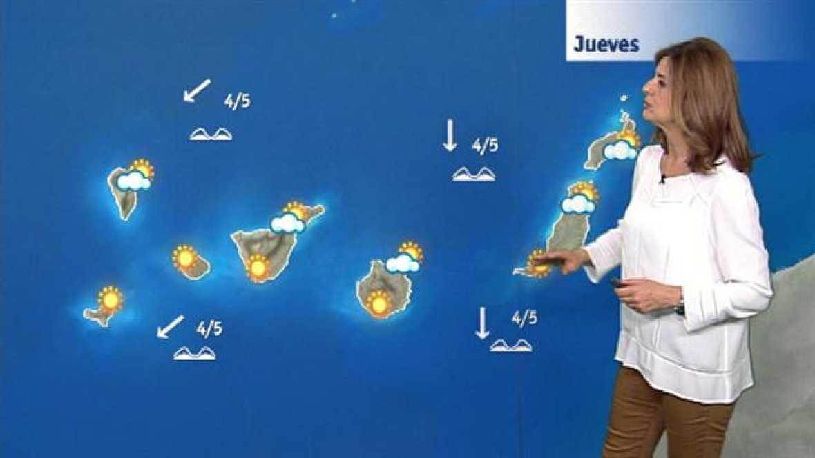 El tiempo en Canarias - 01/06/2017