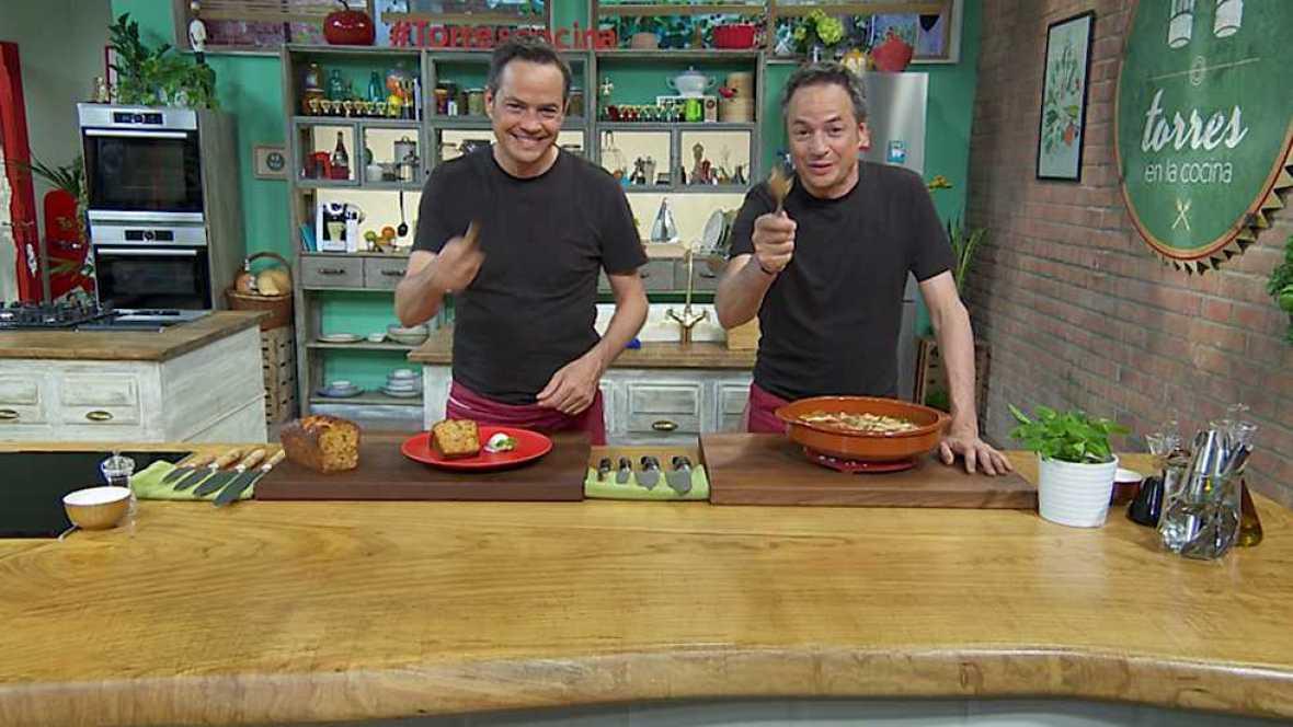 Torres en la cocina - Cruet y bizcocho de zanahoria - ver ahora
