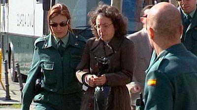 La Audiencia Provincial de Madrid decidirá si pone en libertad a Noelia de Mingo