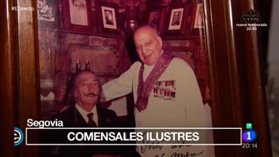 España Directo - La historia de 'El mesón de Cándido' de Segovia