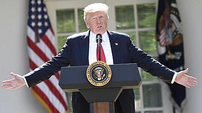El presidente de EE.UU., Donald Trump, ha anunciado su intención retirar al país del Acuerdo de París para la lucha contra el cambio climático. De esta manera, EE.UU. se quedará solo junto a Nicaragua y Siria, los únicos dos países no firmantes de lo