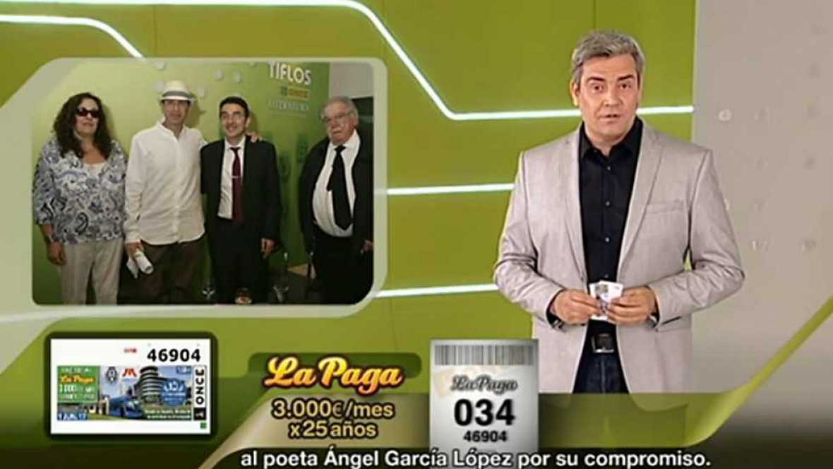 Sorteo ONCE - 01/06/17 - ver ahora