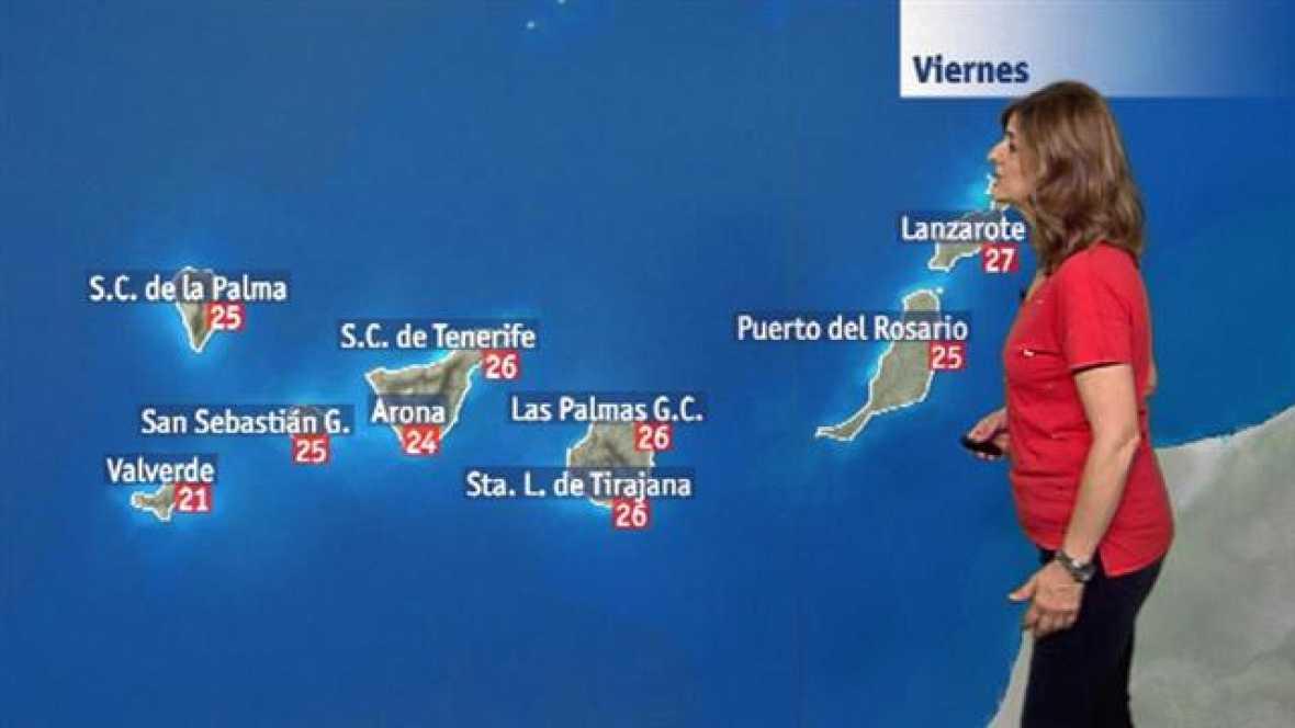 El tiempo en Canarias - 02/06/2017