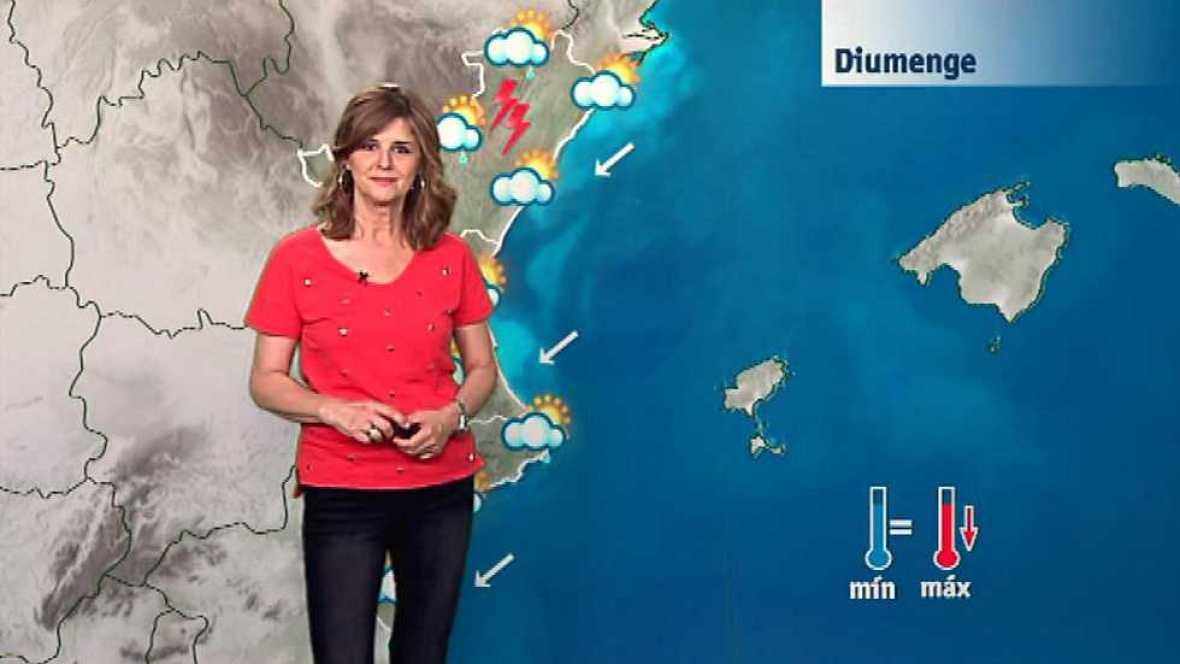 El tiempo en la Comunidad Valenciana - 02/06/17 - ver ahora