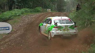 Automovilismo - Campeonato de España Rallyes de Tierra 'Rally Terra da Auga'