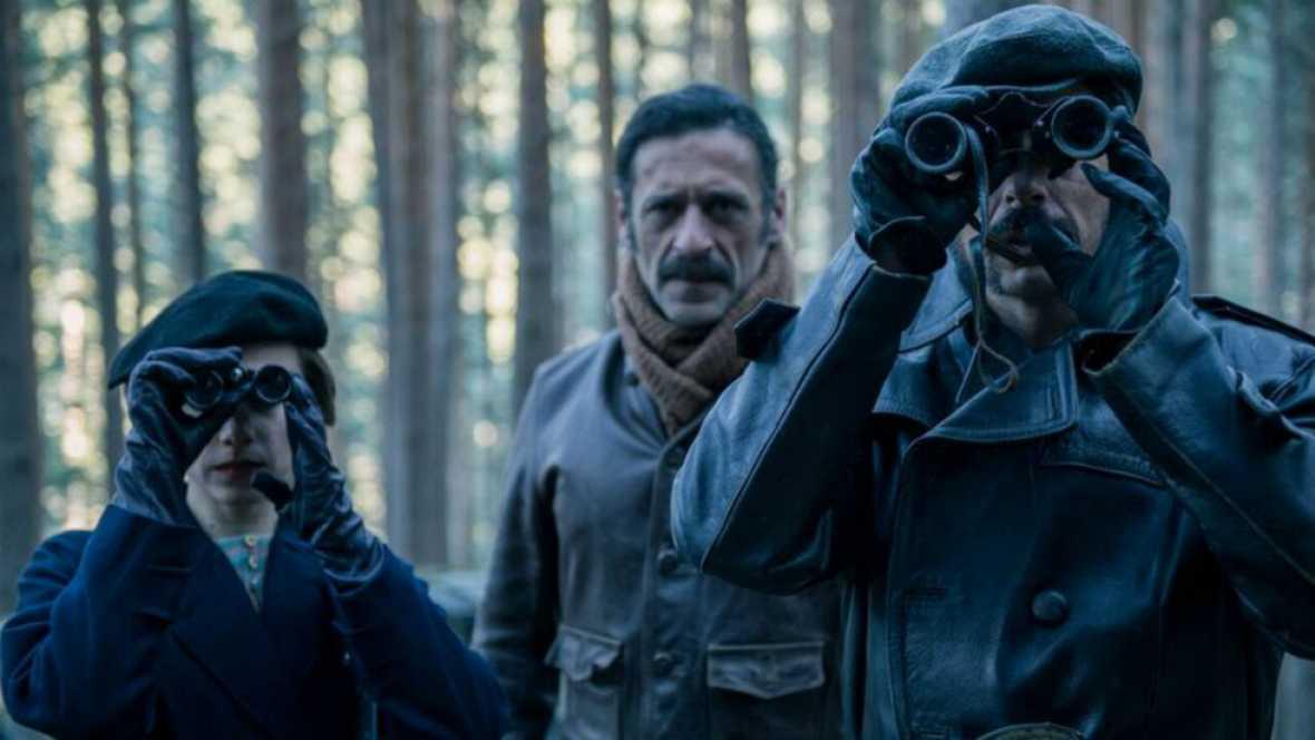 El Ministerio del Tiempo - Este jueves, la patrulla vuelve a cruzarse con Hitler