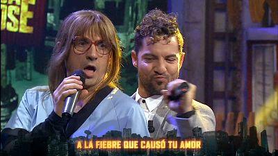 El Acabose - Pepa Alfayate canta junto a David Bisbal