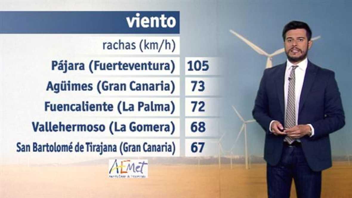 El tiempo en Canarias - 04/06/2017