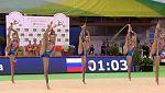 Gimnasia rítmica - Fig World Challenge Cup. Final Conjuntos Cuerda/Pelota