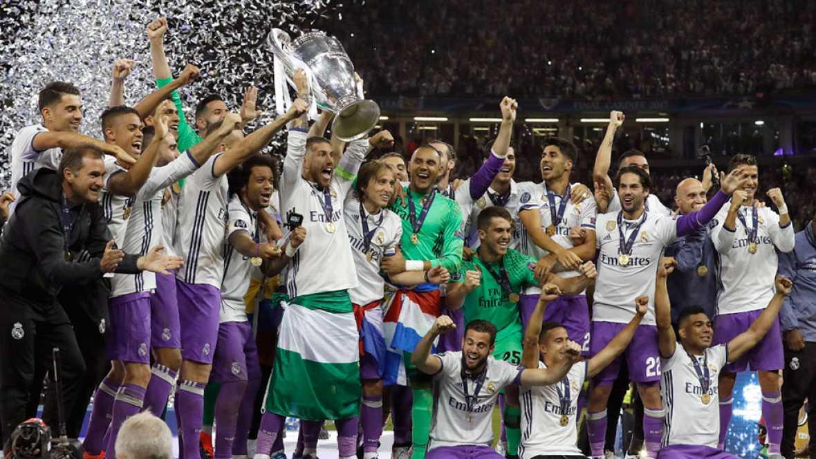 Un Madrid de leyenda