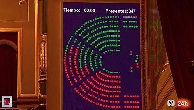 Parlamento - El foco parlamentario - Votaciones PGE - 03/06/2017