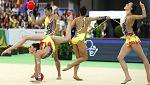 Gimnasia rítmica - Fig World Challenge Cup. Final Individual Aro y Pelota