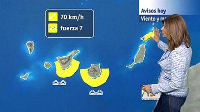 El tiempo en Canarias - 05/06/2017