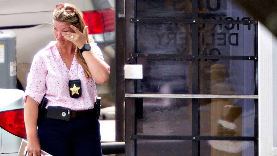 Un extrabajador irrumpe a tiros en su antigua empresa en Orlando y mata a cinco personas
