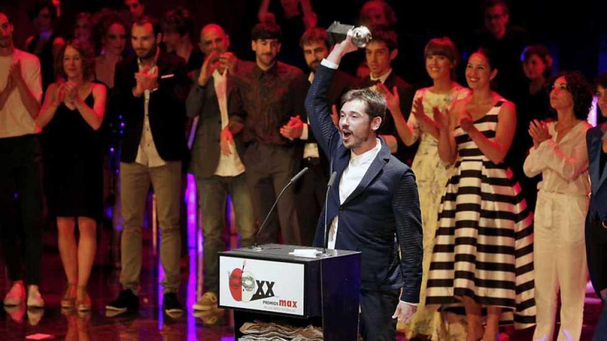 Premios Max 2017 - ver ahora