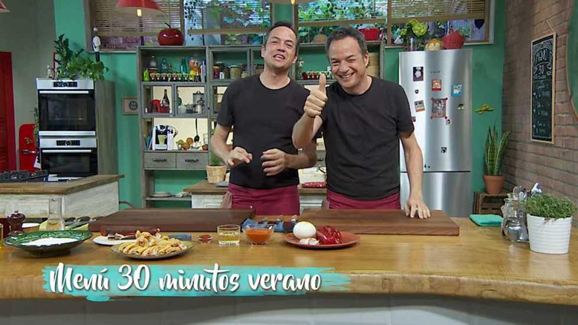 Torres en la cocina - Menú de 30 minutos de verano - ver ahora