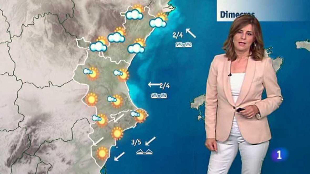 El tiempo en la Comunidad Valenciana - 06/06/17 - ver ahora