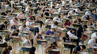 Empieza la nueva Selectividad para 300.000 alumnos en toda España