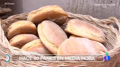 España Directo - Pan de leña de Coín